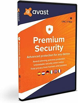 Avast Premium Security 2020 - 2 Device -17 Year 🔥 License ...