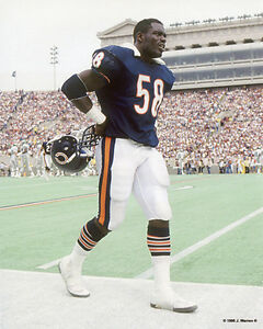 WILBER-MARSHALL-1986-CHICAGO-BEARS-8X10-PHOTO-2