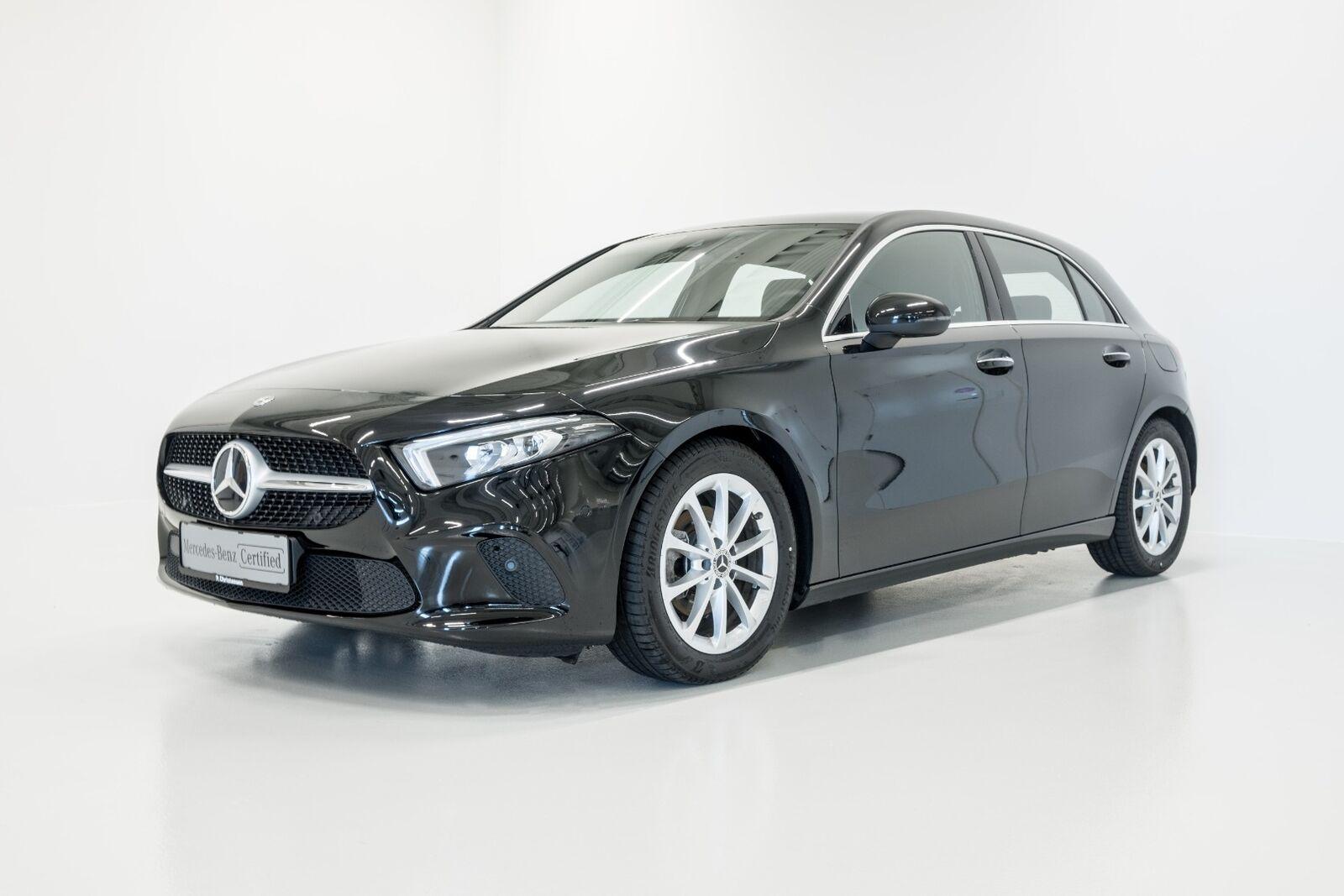 Mercedes A180 d 1,5 Business Progressive Line aut. 5d - 324.900 kr.