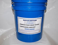 Fg 460 05 Kaeser 4000 Hr 5 Gal Synthetic Food Grade Rotary Lubricant