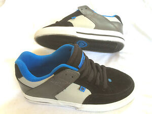 Circa-205-Vulc-kids-black-wind-chime-Skate-C1RCA-Schuhe-shoes-skateboard-00s