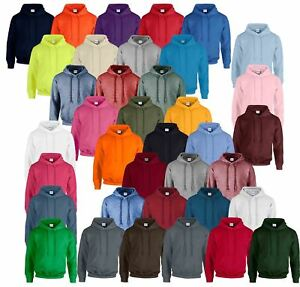 Image is loading Gildan-Heavy-Blend-Plain-Hooded-Sweatshirt-Hoodie-Sweat- 43770a5660e07