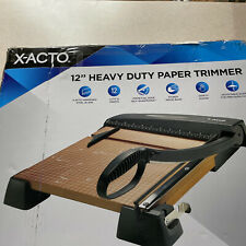 X Acto 12 Heavy Duty Paper Trimmer 26312