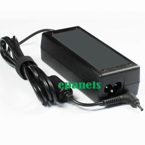 Per 19v 3.16a Mini Punta Compatibili Samsung Laptop Adattatore Caricatore 60w