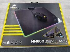 Artikelbild Corsair MM800 RGB POLARIS Gaming-Mauspad Beleuchtung USB-Anschluss
