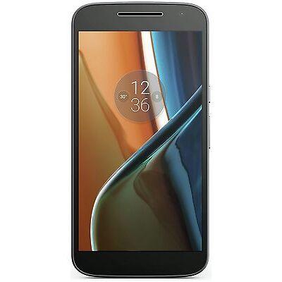 Sim Free Motorola 5.5 Inch Moto G 4th Generation Full HD Mobile Phone - Black