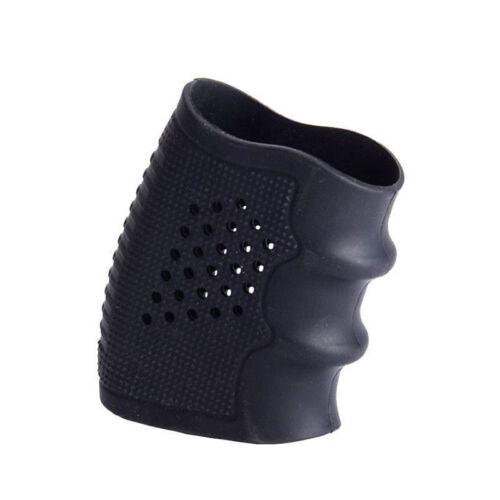 Tactical Pistol Rubber Grip Finger Glove Anti Slip for Glock Handguns Hunting