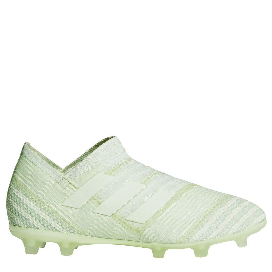 Adidas Kinder Nemeziz 17+ 360 Agility FG Fußballschuhe hellgreen [CP9124]