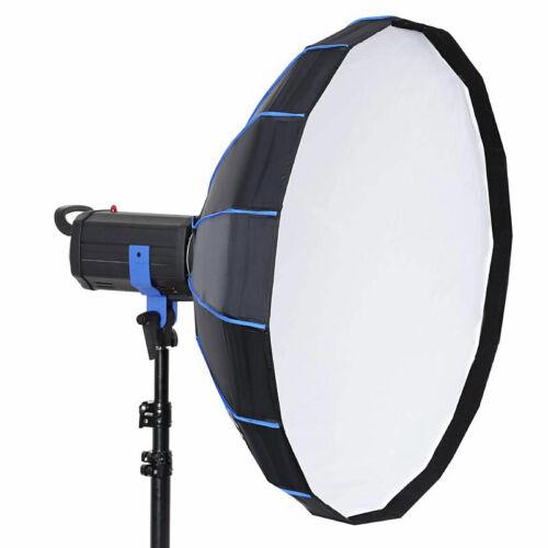 Elinchrom Life of photo móviles Beauty-Dish 16tlg plegable plata Ø 80 cm F
