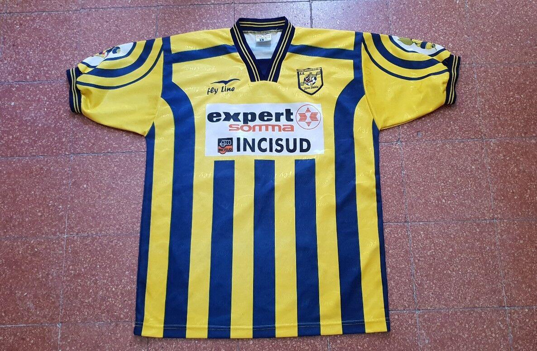 Maglia shirt Lega Pro serie Juve C Juve serie Stabia match worn 8716df