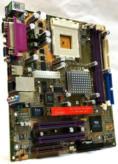 Soyo SY-7VEF Descargar Controlador