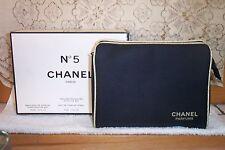 Chanel No5 Siganture Gift Bag w/Eau de Parfum, Bath Gel,Moisture Mist NEW/UNUSED