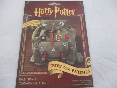 Harry Potter  Iron on Patch  set