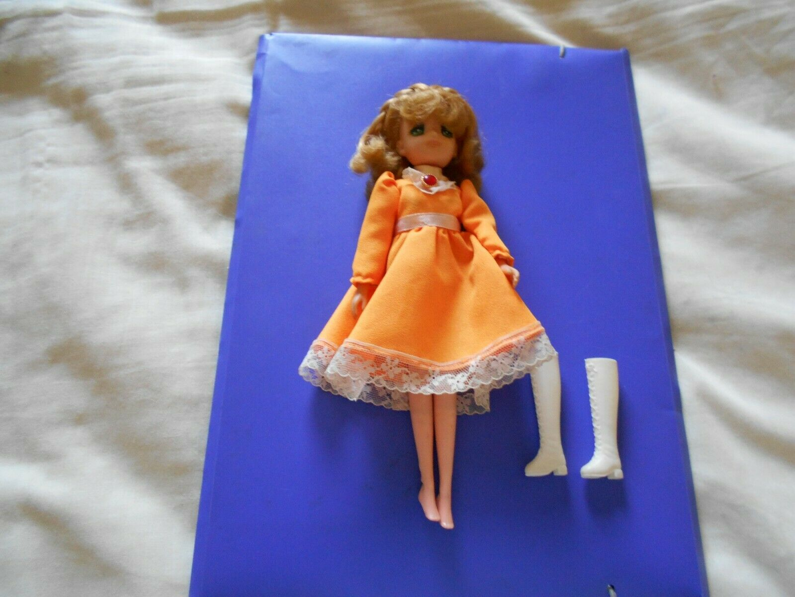 Candy Candy doll bambola vintage Popy rarissima NO box con omaggio leggere bene