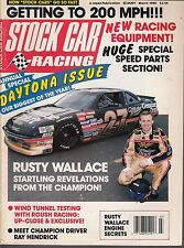 Stock Car--march 1990  Rusty Walace-----31