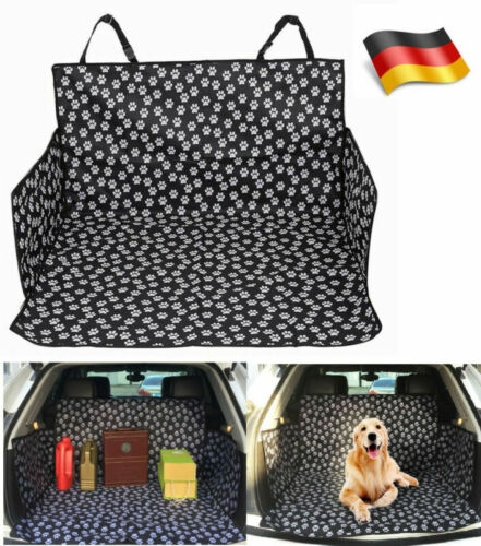FORD Edge JUNIORDuo Rücksitz Doppel-Schutzmatte Hundetransport JUNIOR DUO