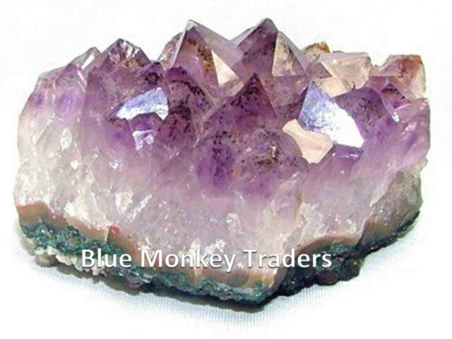 Very Large Amethyst Druzy Raw Cluster Natural Druze Crystal Mineral Specimens