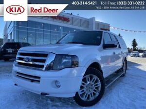 2012 Ford Expedition Limited, Sunroof, Navigation, Multi-Zone Climate, Adjustable Pedals, Heated & Cooled Front Seats, Heated Rear Seats, Back-up Cam