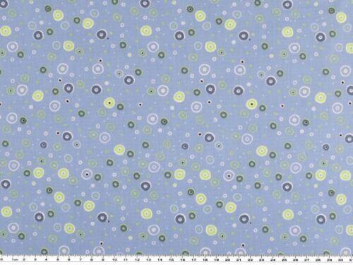 Mathildas Baumwoll-Druck 142-145cm breit Blumen Stoffe in Pastellfarben