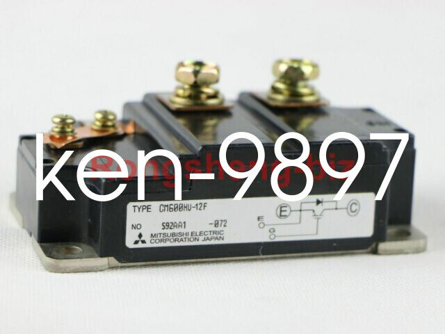 New Mitsubishi Power Module CM600HU-12F CM600HU12F