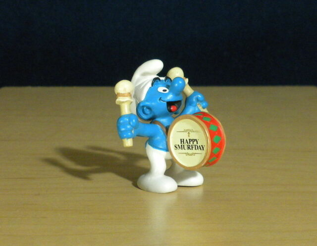 Anniversary Smurf Smurfs