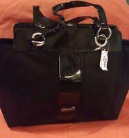 Harrods Shoulder Bag -- Milson -- Black - With Tag