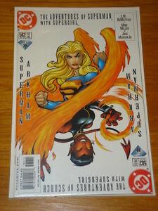 SUPERMAN #582 VOL 1 DC COMICS NEAR MINT CONDITION SEPTEMBER 2000