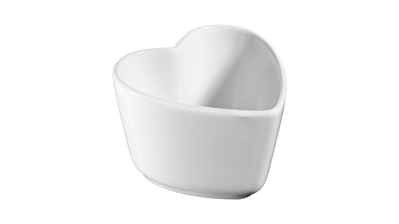 Staub Keramik 6er 6er 6er Set XS Mini Förmchen Ramekin Dessertschale Reinweiß 8 cm | Großer Räumungsverkauf  e07380