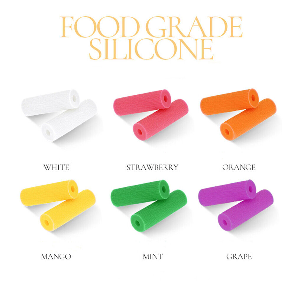 Orthodontic Invisible Retainer Glue Sticker Jaw Exerciser Chewies Jaw Exerciser