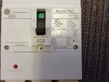 Ge 3 Pole 40 Amp Breaker FBN36TE040RV