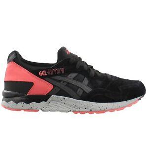 Asics Men's GEL-LYTE V Running Shoes Black H7N4L-9090 b
