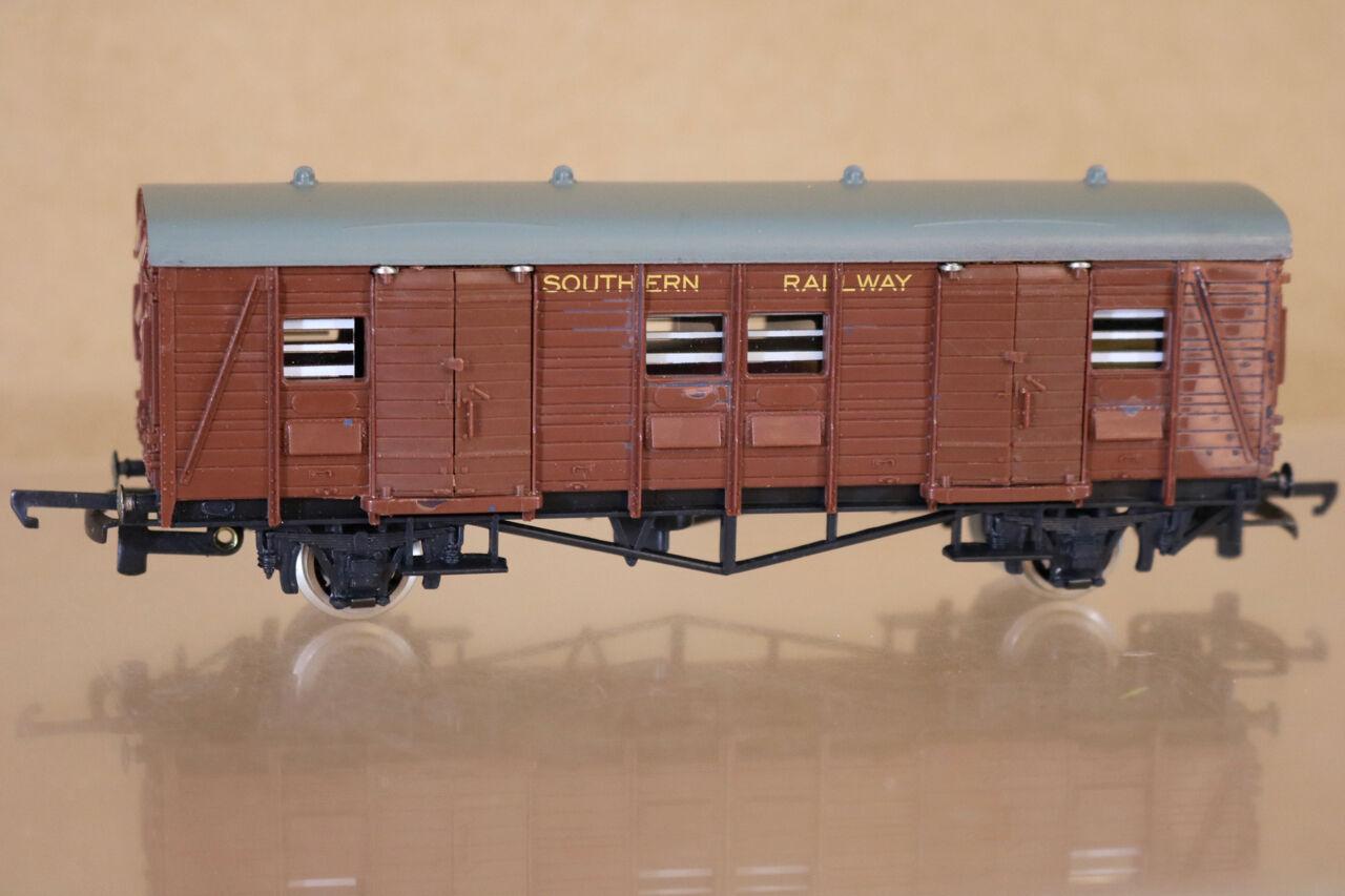 WRENN W5053 FACTORY SAMPLE SOUTHERN SR marrón UTILITY VAN WAGON MINT BOXED ni