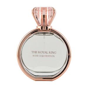 THE ROYAL RING Rose Gold Edition Eau De Perfume Long Lasting Fragrance 100 ml