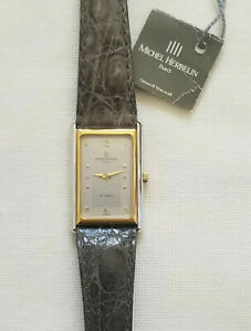 MIchel-Herbelin-FRENCHMADE-Ladies-Watch-Swiss-Movement-Two-tone
