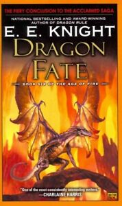 Dragon-Fate-Paperback-by-Knight-E-E-Brand-New-Free-shipping-in-the-US