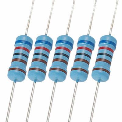 10pcs Axial Resistor Metal Film 0,6W 0,1/%  5,1K