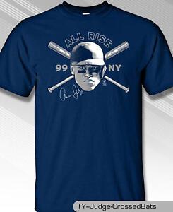 New-York-Yankees-MLBPA-AARON-JUDGE-99-Cross-Bats-Youth-Boys-Cotton-T-Shirt-Navy