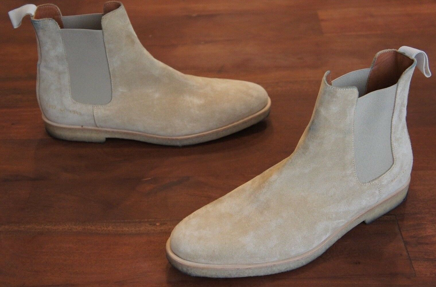 COMMON PROJECTS CHELSEA BOOT SUEDE (Mens 44EU/11US)
