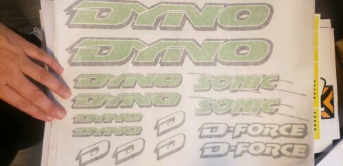 Dyno Sonic D Force