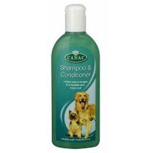 canac shampoo pflegesp lung f r hundewelpen hunde 250ml ebay. Black Bedroom Furniture Sets. Home Design Ideas