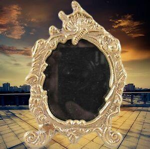 Spiegel & Rahmen Möbel & Wohnen Haben Sie Einen Fragenden Verstand Bilder+spiegel Rahmen Messing Badzubehör Edel Luxus Geschenk Vintage Ästhetik