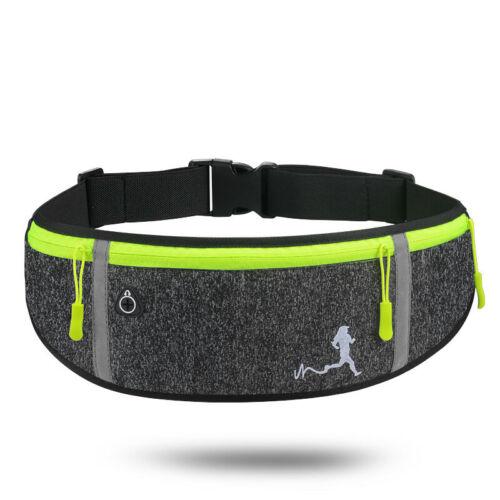 Sport Fanny Pack Waist Bag Belt Bag Waterproof Nylon Small Gym Running Hiking