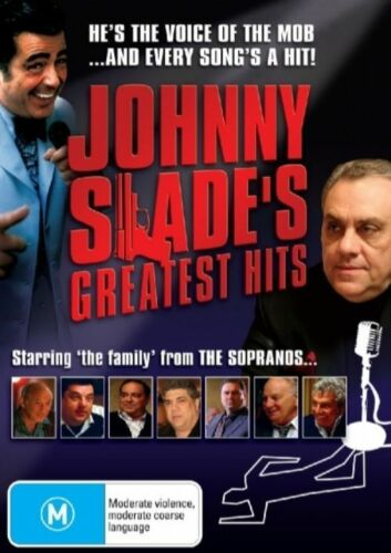 1 of 1 - JOHNNY SLADE'S GREATEST HITS,A little talent..can be DANGER (DVD, 2008) M DRAMA