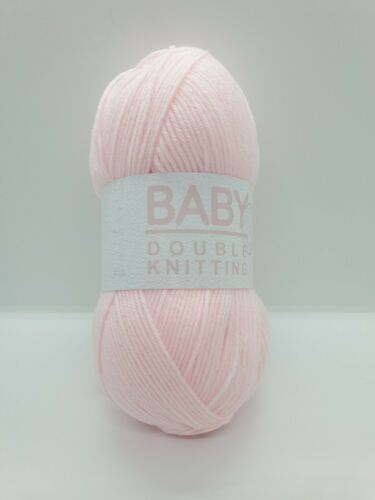 100g 0456 Pretty Sugar Pink 1 x 100g Ball Hayfield Baby DK