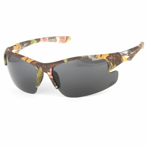 Men Vertex Driving Real Tree Camouflage Camo Sports Hunting Sunglasses Shades