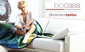 Bocasa-by-Biederlack-Full-Queen-220-x-240-cm-Assorted-Blankets-NIP