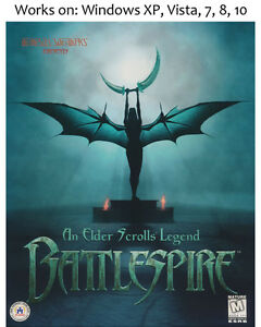 Details about An Elder Scrolls Legend Battlespire + Arena + Daggerfall PC  Game XP Vista 7 8 10