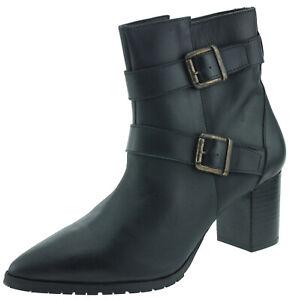 Heine 137999 Ankle Boots schwarz EUR 43