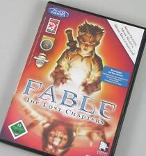 Fable 1 I the lost Chapters für PC ★ Deutsch ★ Lionhead mit Handbuch 4 CDS
