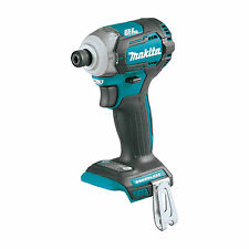 Makita XDT12Z 18V Brushless Cordless 4-Speed Impact Driver (Tool Only)
